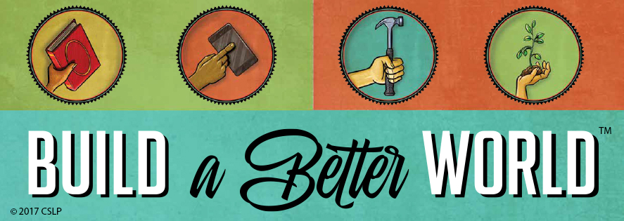 Build a Better World Banner